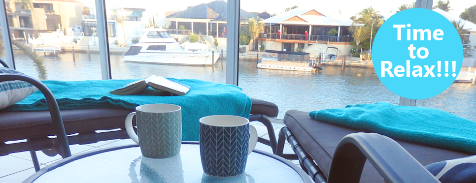 Port Sails Canal Villa, Mandurah - Winter Special
