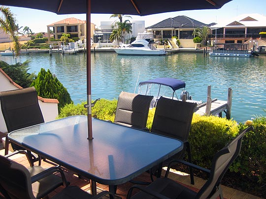 Port Sails Canal Villa, Mandurah accommodation relax and enjoy the view