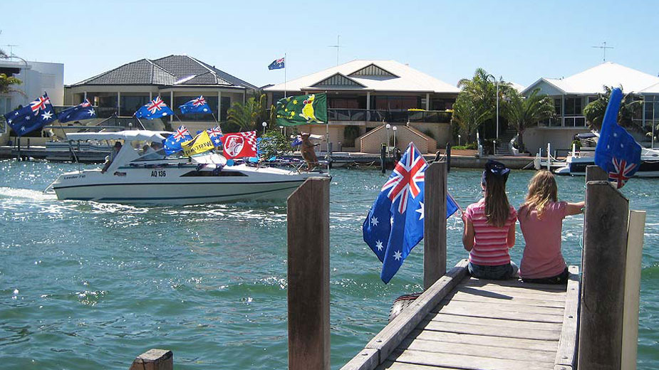 Mandjar markets will be trading all day on Mandurah foreshore for Australia Day
